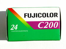 Pellicule Fujifilm Fujicolor 200 asa - 24 poses-Lomographie- 24x36 - C200-FUJI-