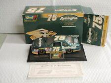 1996 Revell 1:24 NASCAR Morgan Shepherd Remington Thunderbird #75 3827 STOCKCAR