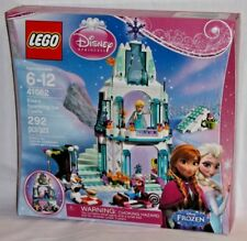 SEALED 41062 LEGO Disney Princess ELSA SPARKLING ICE CASTLE Frozen Movie 292 pc