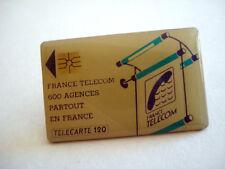 PINS RARE TELECARTE A PUCE FRANCE TELECOM MINITEL