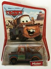 DISNEY PIXAR CARS COLLECTIBLE MATER 2005 2006 WAVE 1 RELEASE SEE DESCRIPTION