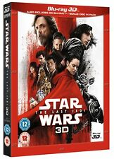 Star Wars: The Last Jedi (3D) [Blu-ray]