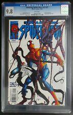 Amazing Spider-Man v2 #22 (463) Marvel Comics CGC 9.8 White Pages Venom App