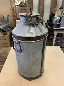 Vintage Old Collectable Milk Urn