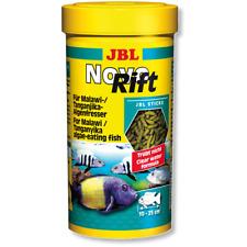JBL NovoRift 250ml  Main food sticks for grazing cichlids