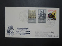 Germany DDR 1988 Antarctic Expedition Cover - Z9560