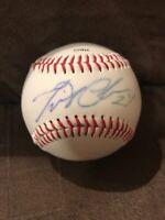 Miguel Cabrera Autograph Baseball Signed Detroit Tigers Triple Crown Marlins