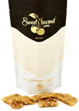 SweetGourmet Old Dominion Peanut Brittle, 1 LB FREE SHIPPING!