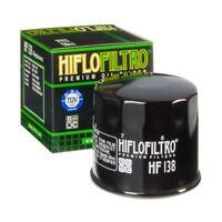 Hiflo HF138 Premium Oil Filter to fit Suzuki GSF1200 T,V,W,X Bandit 1996-1999