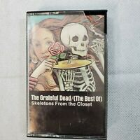 Best Of The Grateful Dead Skeletons In The Closet Cassette 1974 Vintage