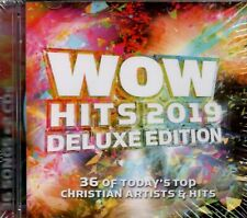 WOW Hits 2019 Deluxe Edition 2 CD Set Brand  New Sealed Fast Free Shipping