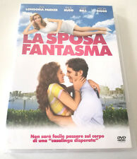 LA SPOSA FANTASMA (2008) FILM DVD OTTIMO ITALIANO SPED GRATIS SU + ACQUISTI!!