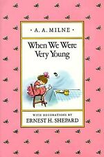 When We Were Very Young by Milne, A. A. 9780525444459 -Hcover