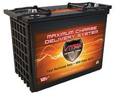 XTR155 GEM CAR 12V AGM VMAX Dry Battery 155AH VMAX