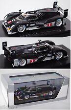 SPARK 1100113 Audi r18 TDI Testcar Le Mans 2011, 1:43, publicitaires boîte