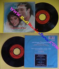 LP 45 7'' CLIFF RICHARD SARAH BRIGHTMAN All ask of you The phantom no cd mc dvd