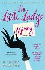 The Little Lady Agency by Hester Browne (2006, Trade Paperback) CHIC LIT Flirty