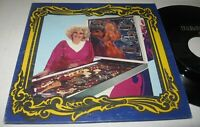 VTG 1979 Dolly Parton Bally Pinball Machine Promo 45rpm Record Great Balls Fire