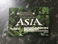 Roland JV80-14 World Collection Asia Expansion Board VGC JV1080/2080