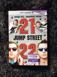21/22 Jump Street Box DVD occasion et code ultraviolet)