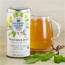 The Republic Of Tea Organic Peppermint Black Tea Super Herb 36 Natural Tea Bags