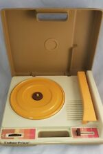 Vintage Fisher Price Portable Record Player 1978 - 33 45 RPM