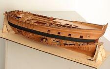 La Salamandre 1752 1/48 Full Ribs Internal structure Wooden Model Ship Kits-S1