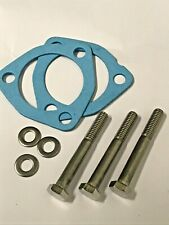 CLASSIC ROVER MINI MPI / SPI THERMOSTAT BOLTS STAINLESS POLISHED HEADS GASKETS