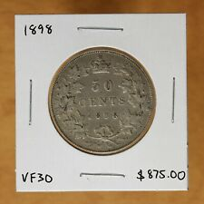 Canada - 1898 - 50 cents - #2627