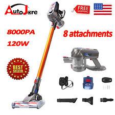 AUTOJARE Cordless Stick Vacuum Cleaner Upright Compact Handheld Portable Bagless
