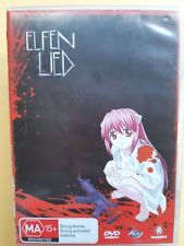 Elfen Lied - Vector Two : Vol 2 [ Region 4 DVD ] Free Next Day Post From NSW