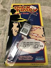 Vintage Dick Tracy Watch Missing Straps
