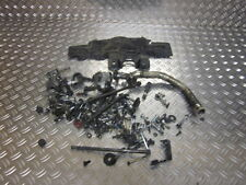 Kawasaki ZZR1100 ZXT10C 1991 #817# Restschrauben Schrauben Teile Halter Rohr