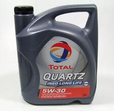 Total QUARTZ INEO LONG LIFE 5W30/ 5 Ltr. BMW LL-04, VW 504/507 00 Porsche C30