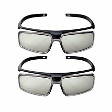 2x (PAIR) - Sony Genuine TDG-500P Passive 3D Glasses TGD500P - NEW  - FAST SHIP