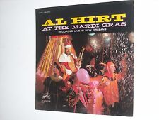 AL HIRT At The Mardi Gras LP LIVE IN NEW ORLEANS 60's Jazz