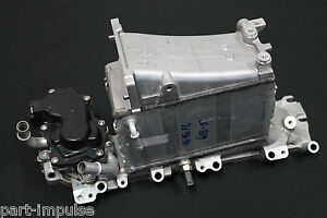 Audi A6 4G 2.0TDI Saugrohr mit Ladeluftkühler Kühler Ladeluft LLK 04L129766E