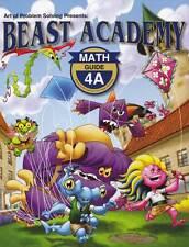 AoPS 8 Book 4th Grade Beast Academy Math Set