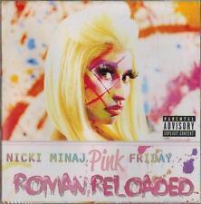 Nicki Minaj, PINK FRIDAY. Roman Reloaded. Feat Lil Wayne. Pound the alarm, NEW