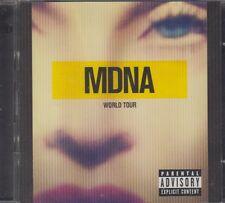 Madonna MDNA World Tour 2 CD 2013