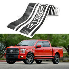 2x Graphics Side Skirt Stripe 4X4 Sticker Body Decal For Ford F-150 2015-2016