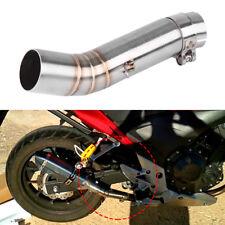 Auspuff Mittleres Rohr Verbindungsstück Rohr Auspuffrohre für Honda-Motorrad
