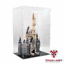 Acryl Vitrine für Lego 71040 Disney Schloß - NEU