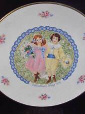 Royal Doulton 1976 My Valentine Valentine's Day Ltd Ed Plate Mib