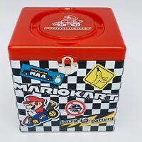 MARIO KART Tin Box Case Super Nintendo World UNIVERSAL STUDIOS JAPAN 2020