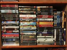 250 Movie Dvd Lot- Pick and Choose- Order more and Save!- Save on on Shipping