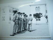 PHOTO ANCIENNES  MILITAIRES ORAN ALGERIE 1950