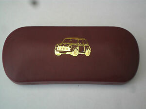 AUSTIN MINI car brand new Metal Glasses Case Great gift!!!  Fathers Day