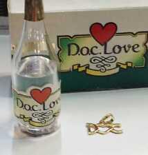 "S. VALENTINO MEDAGLIA DELL'AMORE "" D.0.C. LOVE "" IN ORO 18K LOVE BOTTLE"