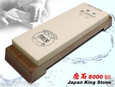 Japanese Brand King Whetstone Water stone 8000 Grit Sharpening Stone Kitchenware